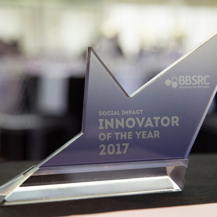 BeeMapp BBSRC Social Innovation Award