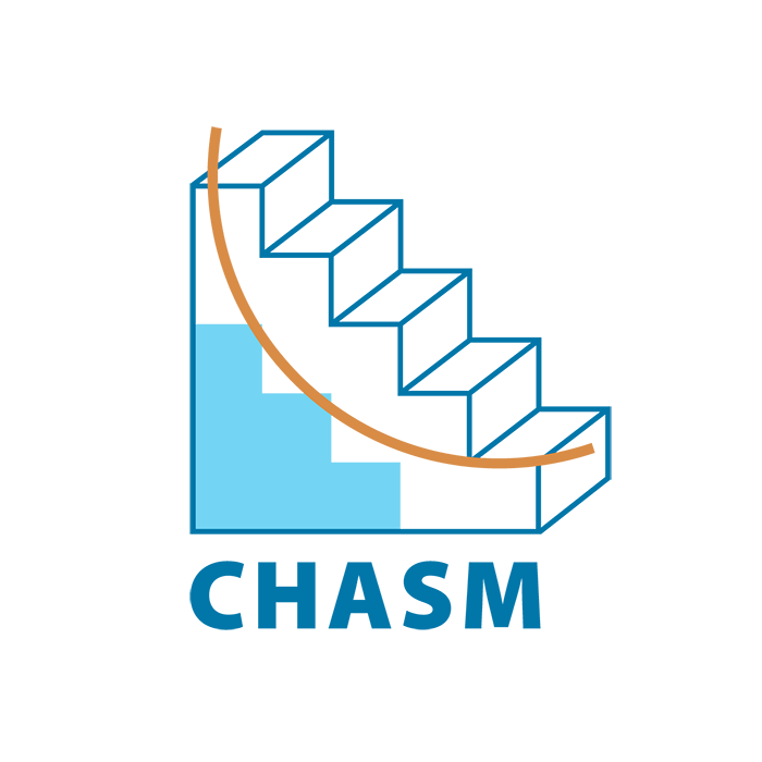 CHASM logo transparent