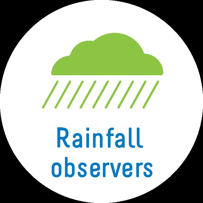 SEWeb Rainfall Observers Logo