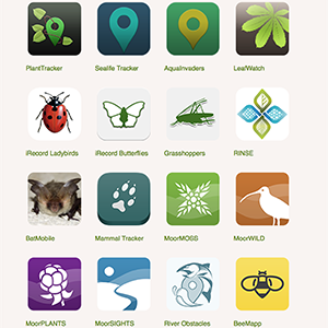 Nature Locator Projects