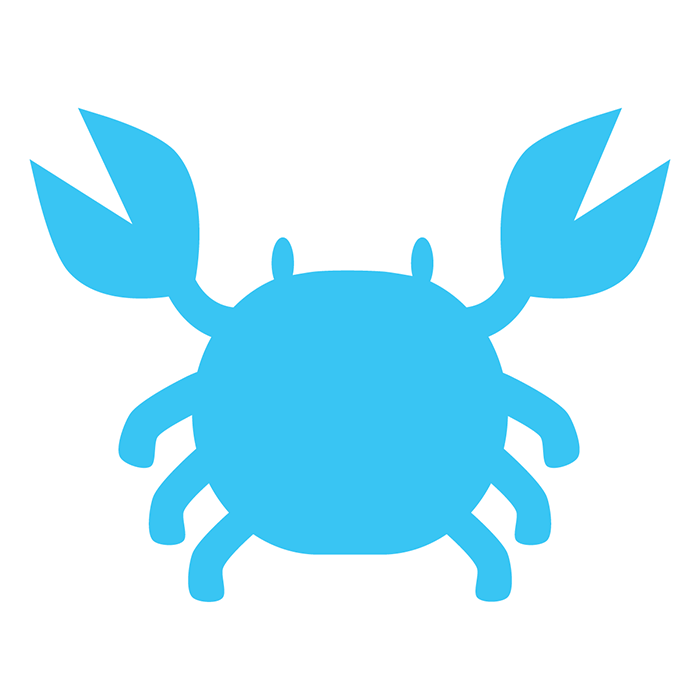 crab watch logo