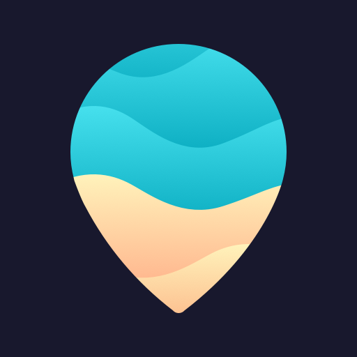 Beach Track Logo